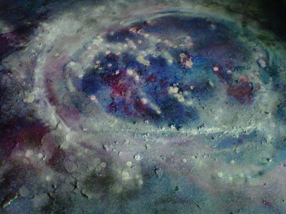 Home of Stellar Constellation Paintings